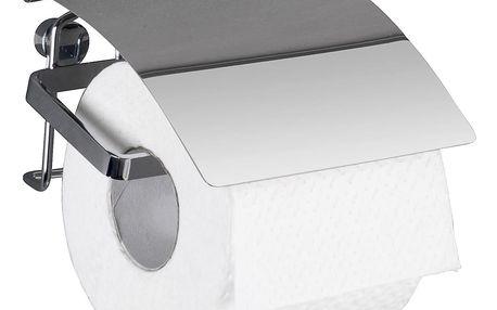 Držák na toaletní papír PREMIUM - nerezová ocel, WENKO