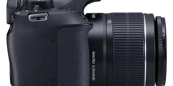 Digitální fotoaparát Canon EOS 1300D + 18-55 mm DC III černý Starter Kit černý + DOPRAVA ZDARMA2