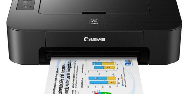 Tiskárna inkoustová Canon TS205 (2319C006AA)3