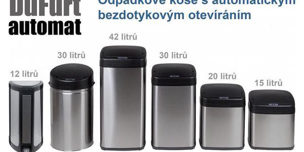 DuFurt OK12NX Bezdotykový koš na odpad3