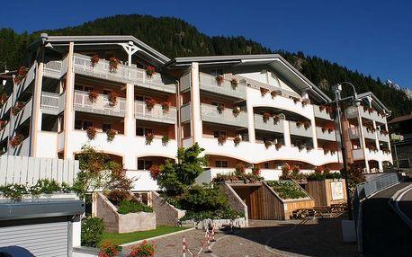 Itálie - Val di Fassa e Carezza na 5 až 8 dní, snídaně s dopravou vlastní