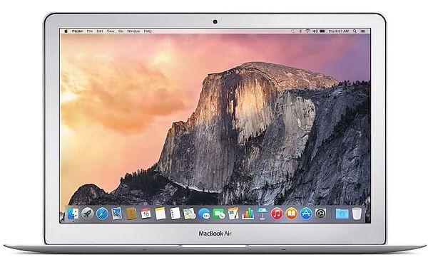 Notebook Apple 13 128 GB - silver (MQD32CZ/A) Software F-Secure SAFE, 3 zařízení / 6 měsíců v hodnotě 979 Kč + DOPRAVA ZDARMA2