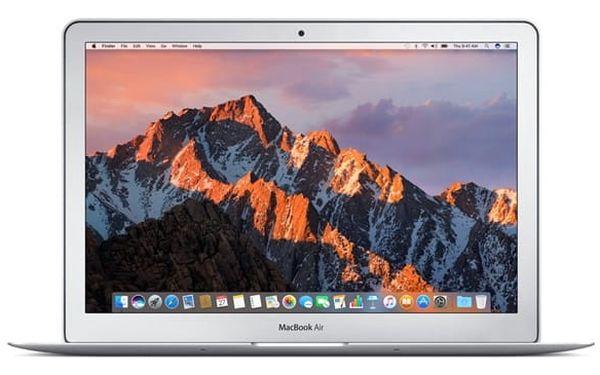 Notebook Apple 13 128 GB - silver (MQD32CZ/A) Software F-Secure SAFE, 3 zařízení / 6 měsíců v hodnotě 979 Kč + DOPRAVA ZDARMA
