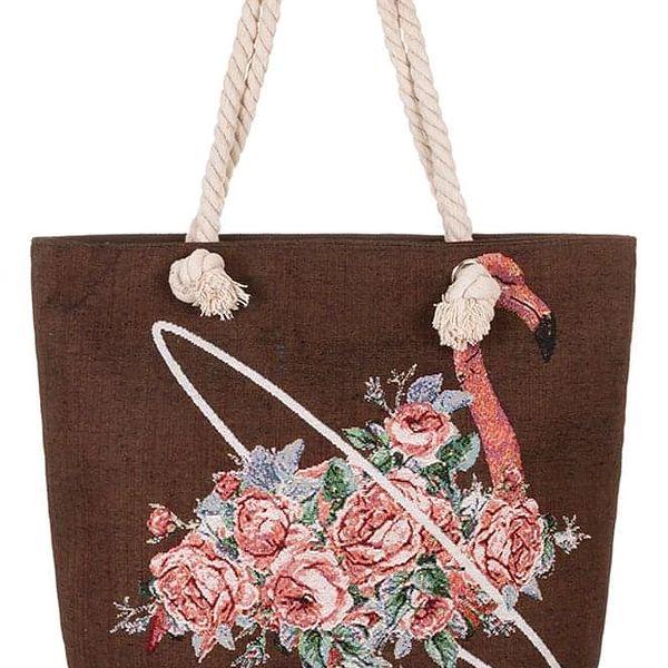 Fashion Icon taška s růžemi
