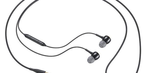 Sluchátka Samsung Wired In Ear (EO-IG935BBEGWW) černá4