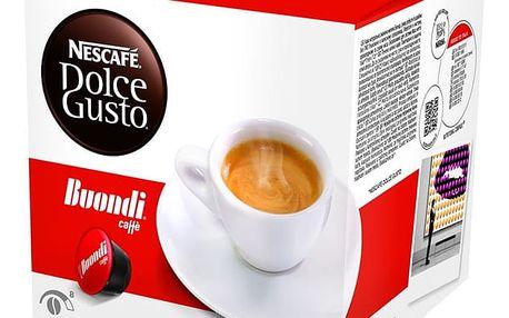 Kapsle pro espressa Nescafé Dolce Gusto ESPRESSO BUONDI