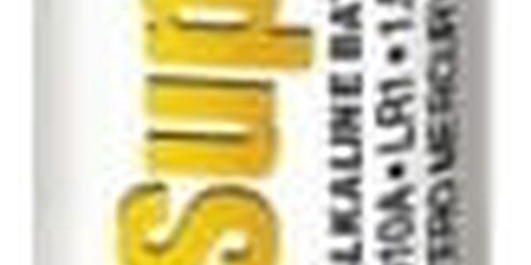 Baterie alkalická GP Super LR1, 910A, blistr 2ks (GP 910A)2