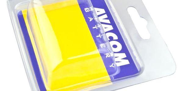 Baterie Avacom Panasonic CGA-S005, Samsung IA-BH125C, Ricoh DB-60, Fujifilm NP-70 Li-ion 3.7V 1100mAh (DIPA-S005N-338)3
