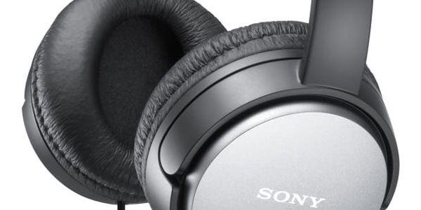 Sluchátka Sony MDRXD150B.AE (MDRXD150B.AE) černá2