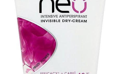 Garnier Nēo Fruity Flower neviditelný krémový antiperspirant 40 ml