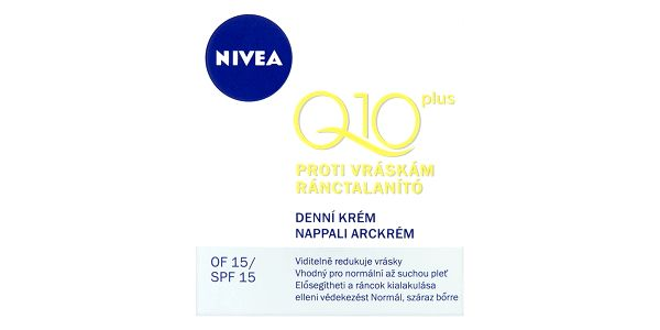 Nivea Q10 Plus denní krém proti vráskám 50 ml2