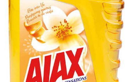Ajax Aroma Sensations, univerzální čisticí prostředek 1000ml, Orange Zest & Jasmin