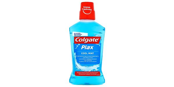 Colgate Plax Cool Mint Ústní voda bez alkoholu 500 ml2