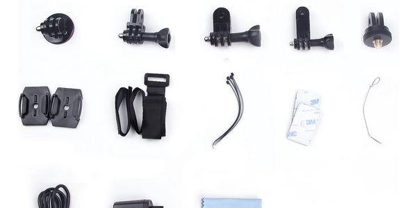 Outdoorová kamera GoGEN XTREME CAM 10 B černá2