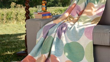 Ibena deka Cotton Pur Coloured Candy 2026/100, 140 x 200 cm