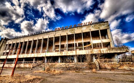 Černobyl, 4denní zájezd pro 1 os. s 1 nocí + doplatek 4000 Kč