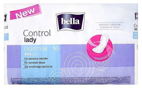 Bella Control Lady normal urologické vložky 16 ks/bal.