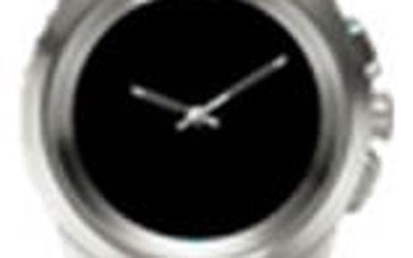 MyKronoz ZeTime Premium Silver/Black - 39 mm, na splátky od 538 Kč měsíčně