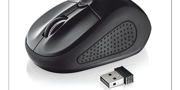 Myš Trust Primo Wireless (20322) černá / optická / 4 tlačítka / 1600dpi2