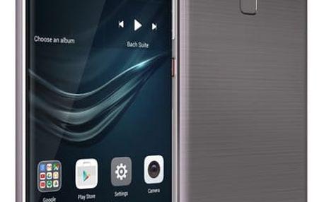 Mobilní telefon Huawei P9 Plus Single SIM šedý (SP- P9PLUSSSTOM)