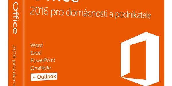 Software Microsoft CZ pro domácnosti a podnikatele (T5D-02737)4