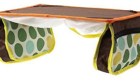Multifunkční skládací stolek pro děti