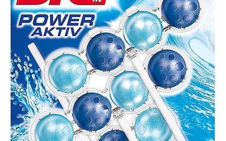 Bref Power Aktiv WC blok, Ocean 3 x 50 g