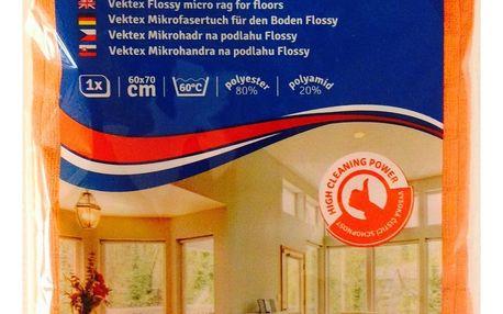 Vektex Flossy hadr na podlahu z mikrovlánka, 70 x 60 cm 235 g