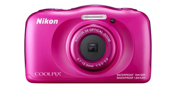 Digitální fotoaparát Nikon Coolpix W100 BACKPACK KIT (VQA012K001) růžový + DOPRAVA ZDARMA4