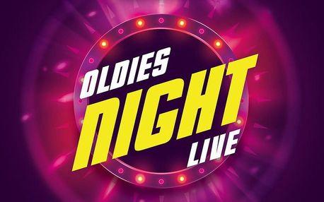 Vstupenka na večerní akci - Oldies Night Live