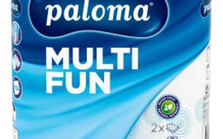 Paloma Multi Fun kuchyňské utěrky 2 vrstvy, 50 útržků 2 ks