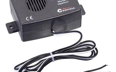Odpuzovač škůdců Compass elektronický 12V