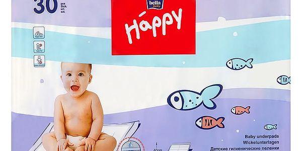 Happy hygienické podložky 60 x 60 cm 30 ks2