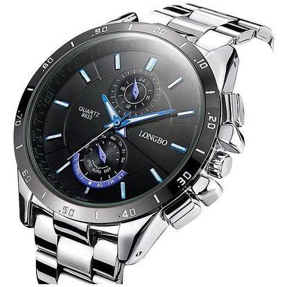 Pánské hodinky v elegantním stylu - dodání do 2 dnů
