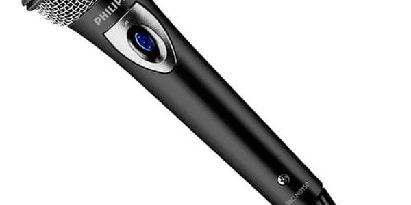 Mikrofon Philips SBCMD150 (SBCMD150) stříbrný2