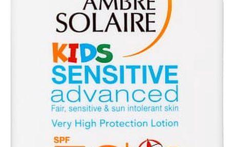 Garnier Ambre Solaire Resisto Kids ochranné mléko pro děti OF 50+ 200 ml