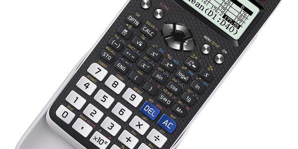 Kalkulačka Casio ClassWiz FX 991 CE X (FX 991 CE X) černá2