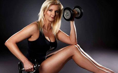 Permanentka do dámského fitness centra + rolletic