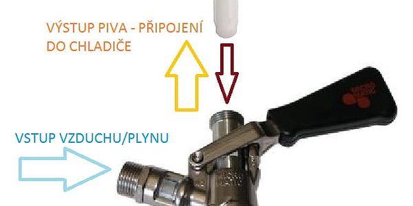 Výčepní zařízení Sinop Anta AK40 nerez4