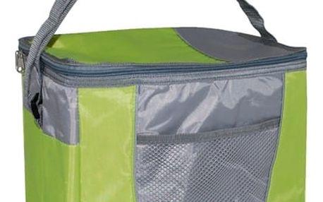 Chladící taška Calter COOLER SP 18L stříbrná/zelená