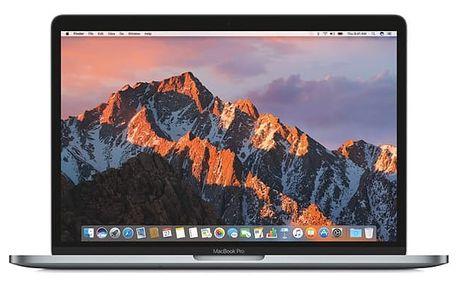 """Notebook Apple 13"""" s Touch Bar 256 GB - Space Gray (MPXV2CZ/A) Software F-Secure SAFE, 3 zařízení / 6 měsíců v hodnotě 979 Kč + DOPRAVA ZDARMA"""