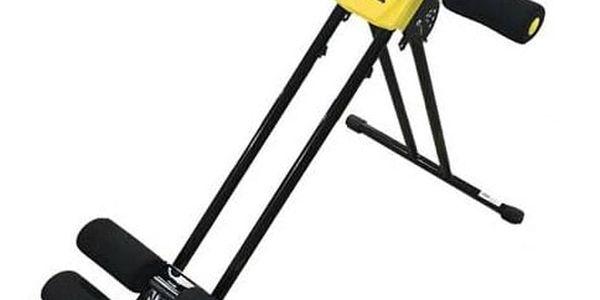 Posilovač břišních svalů Dynamic Power up (Ab lifter easy) + Doprava zdarma4