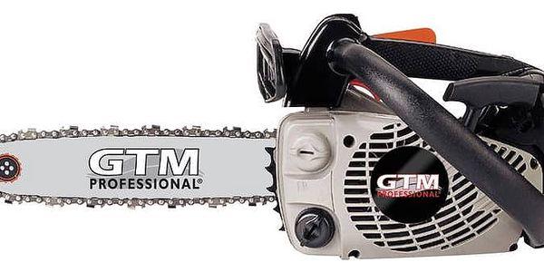 Pila řetězová GTM GTC 36, benzínová + Doprava zdarma2