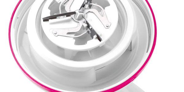 Odstraňovač žmolků ETA Linty 1260 90000 bílý/růžový5