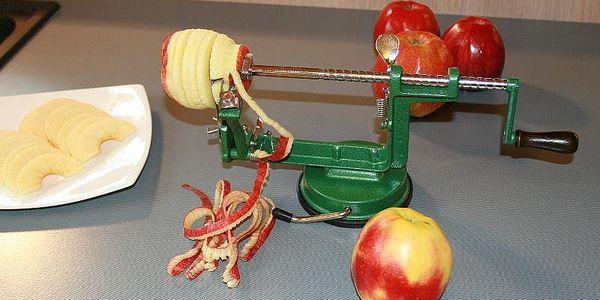 Kuchyňské náčiní Ezidri Kráječ a loupač jablek5