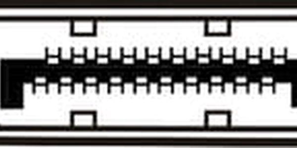 Kabel Digitus DisplayPort, 1m (AK-340103-010-S) černý2