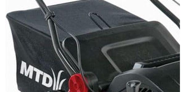 Vertikutátor MTD Optima 37 VE + DOPRAVA ZDARMA4