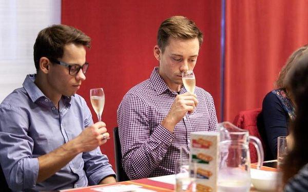 Ochutnávka šampaňských vín4