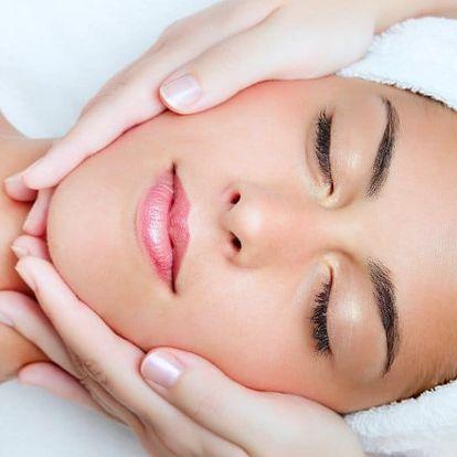 90minutová omlazující péče: luxusní ošetření