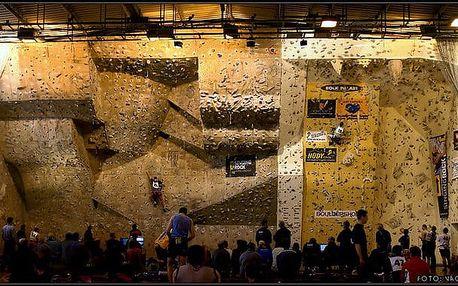Kurz lezení pro začátečníky - 4 x čtvrtek 18:00 - 20:00